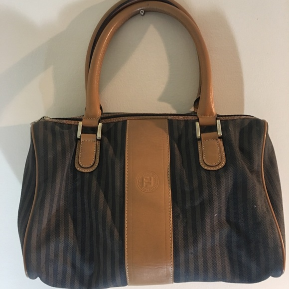 9033f7a3bdd8 Fendi Handbags - FINAL SALE Authentic Vintage Fendi Doctors Bag